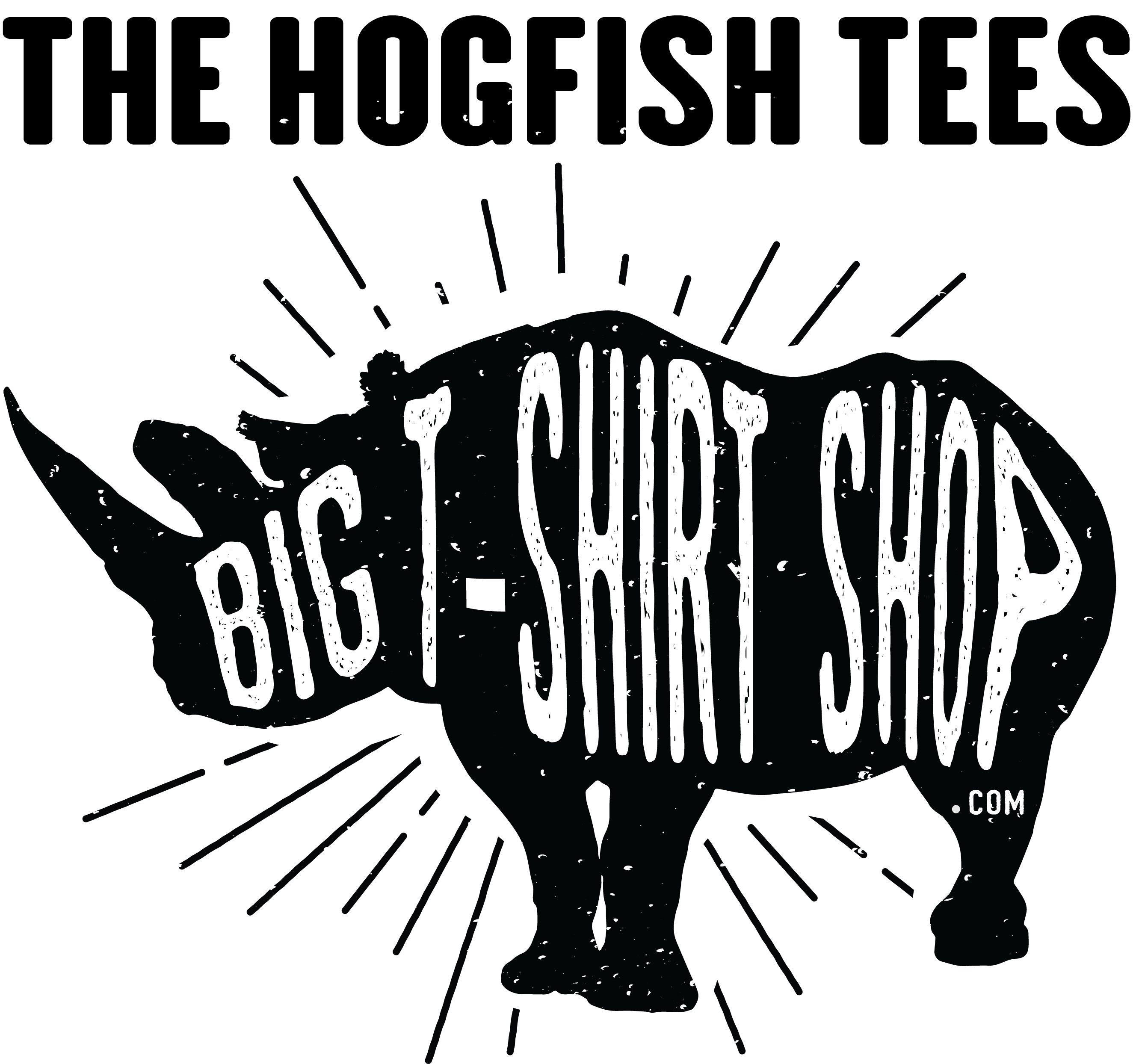 Hogfish Tees - Big T-Shirt Shop