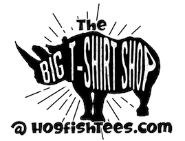 Big T-Shirt Shop at Hogfish Tees