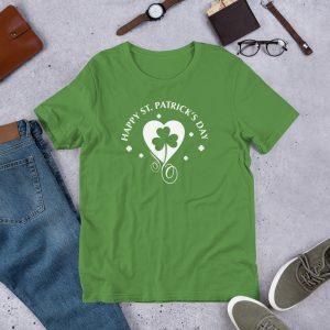 Happy SPD Heart mockup Front Flat Lifestyle Leaf