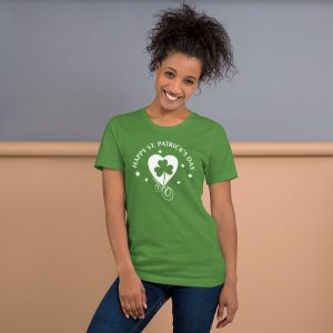 Happy SPD Heart mockup Front Womens Lifestyle Leaf