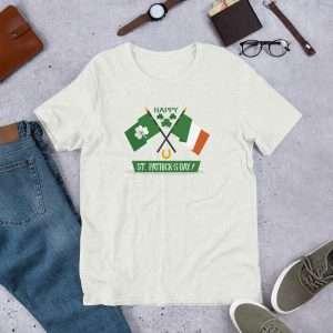 St Pats Flags mockup Front Flat Lifestyle Ash