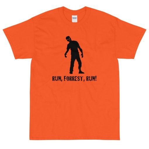 mens classic t shirt orange front 6043ab670d491