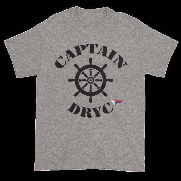 DRYC Captain's Short sleeve t-shirt