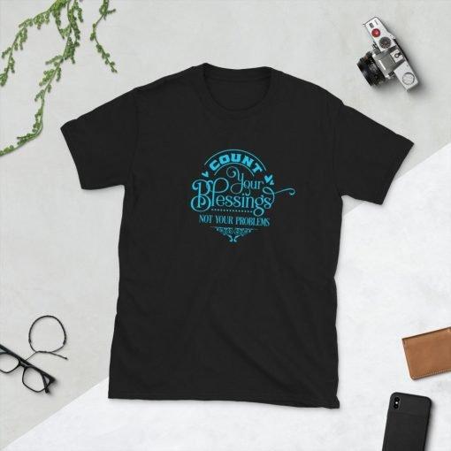 unisex basic softstyle t shirt black front 60933128c802b