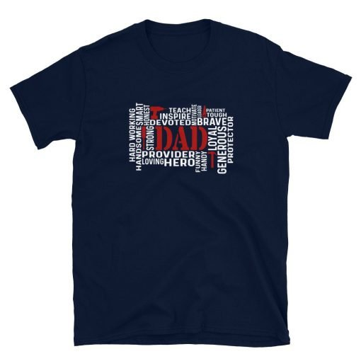 unisex basic softstyle t shirt navy front 60ac03a4044f7