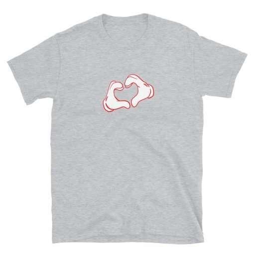 unisex basic softstyle t shirt sport grey front 60170ed43be35