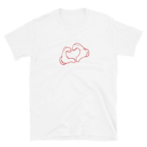 unisex basic softstyle t shirt white front 60170ed43d1c7