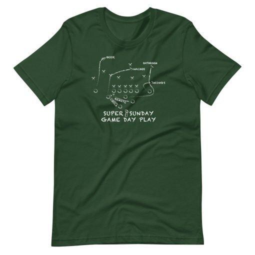 unisex premium t shirt forest 6004b21e1ab27
