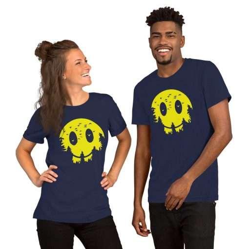 unisex premium t shirt navy front 6054eef2432ef