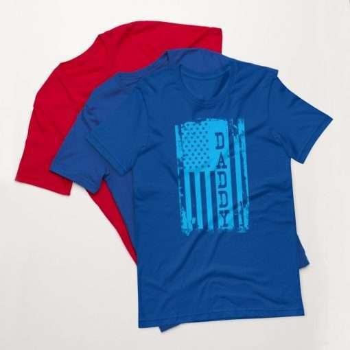 unisex premium t shirt true royal front 60ac13bdd84ae